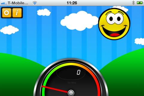 too noisy app