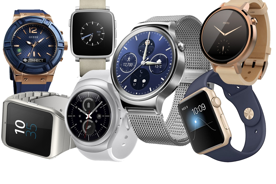 2016 best smartwatches