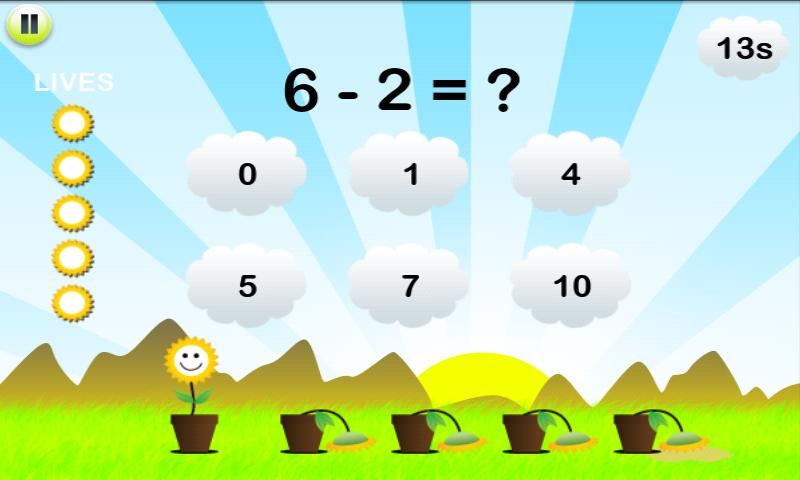 Math Training For Kids