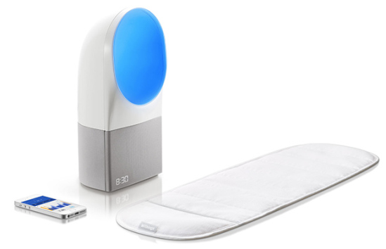 Aura - gadget for sleep