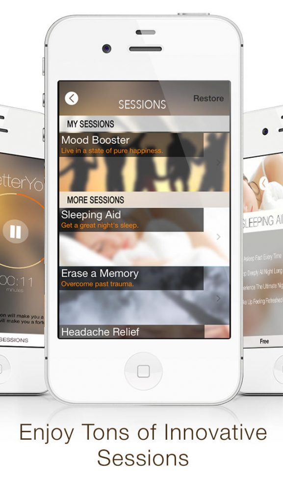 Better You Hypnosis app