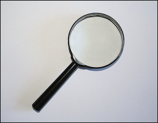 symbol for searching on the internet