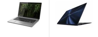 Toshiba Kirabook 2014 vs Asus Zenbook UX301