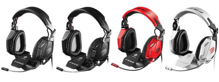 Mad Catz F.R.E.Q. 7 Surround Sound
