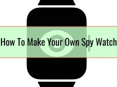 How To Make Your Own Spy Watch