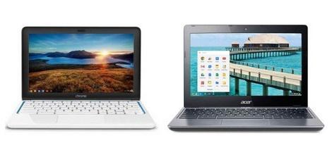 HP Chromebook 11 VS Acer C720 Chromebook