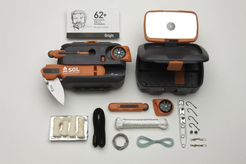 Adventure Medical Kits SOL Origin Survival Tool