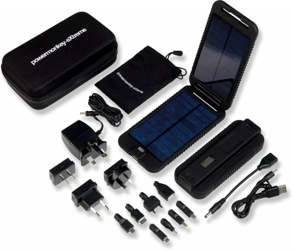 Powertraveller Power Mokey Extreme Solar Charger