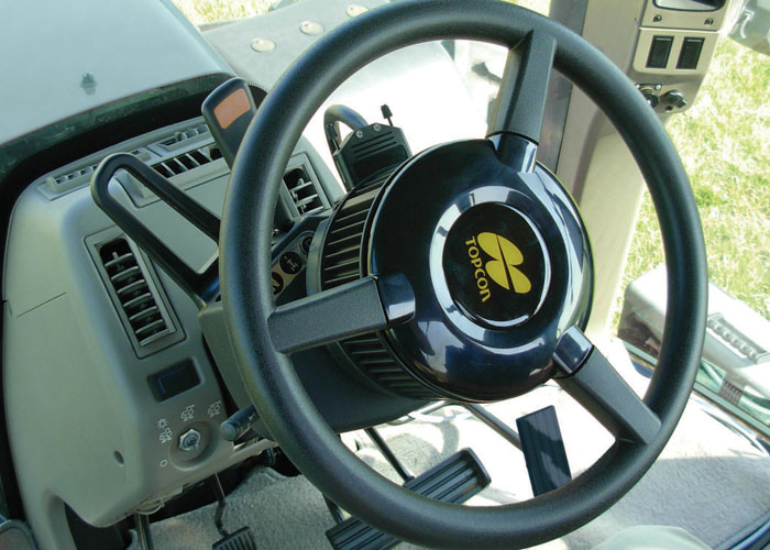 Automatic Steering