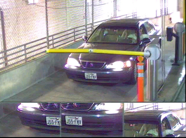 Cameras That Automatically Recognize License Plates