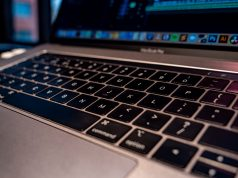 editing video on Mac computer